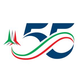 logo_55_frecce_tricolori