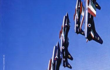 Una stagione piena. Nel 1980, la Pan ha partecipato a ventiquattro manifestazioni aeree in Italia e tre all'estero.